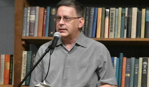 Steve Griggs reads at Elliot Bay Book Company